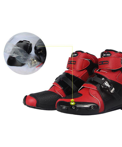 Unisex Motorcycle Waterproof Boots