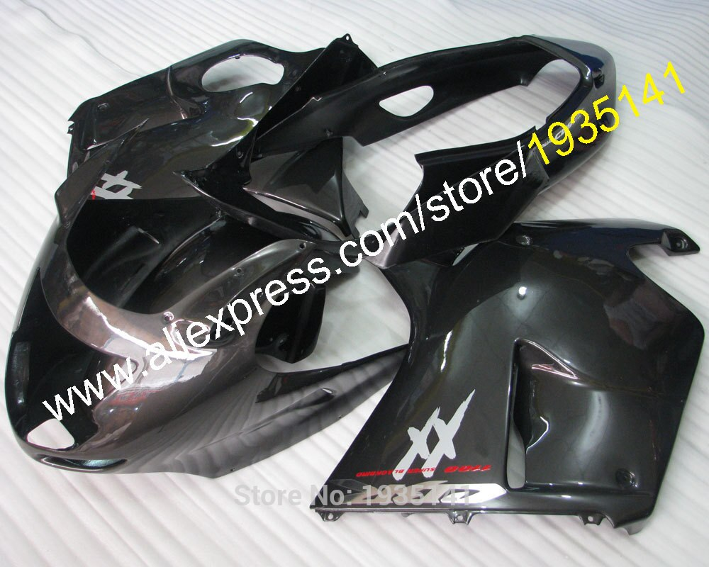 Hot Sales,Newest aftermarket kit For Honda CBR1100XX 96-07 CBR 1100 XX 1996-2007 ABS Plastic motor Fairing (Injection molding)