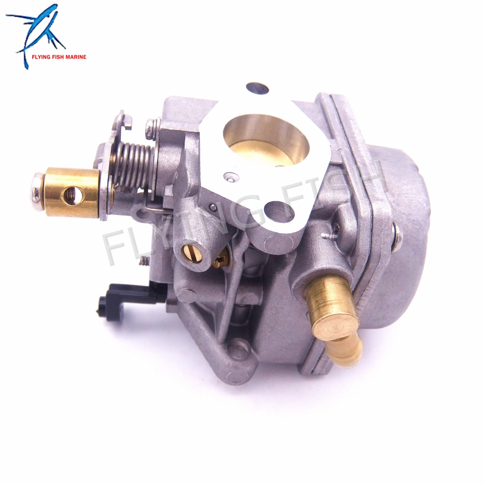 Outboard Engine Carburetor Assy 6BX-14301-10 6BX-14301-11 6BX-14301-00 for Yamaha 4-stroke F6 Boat Motor Free Shipping
