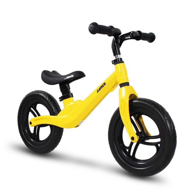 Children Balance Bike No-Pedal for 18M~5Years Old Kids Ultralight 5 Color Cycling Practice Driving Bike