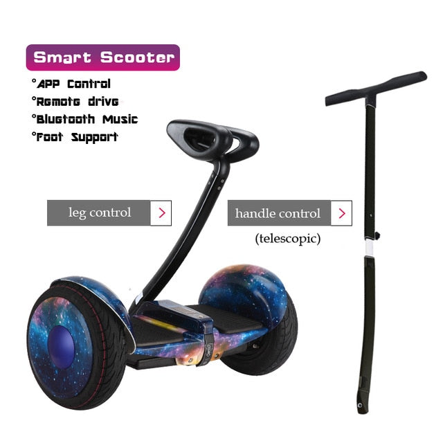 Self-balancing scooter Bluetooth mobile Balancing Scooter Smart Electric hoverboard Two Wheels phone control Mini hover board