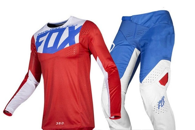 2019 NAUGHTY FOX MX 360 Jersey and Pants - EnergyMoto