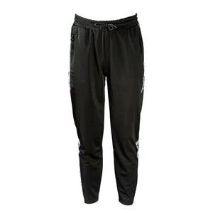 ARENA STRIPES PANTS / BLACK