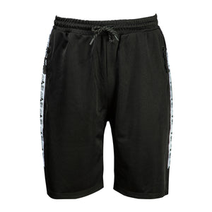 ARENA STRIPES SHORTS / BLACK