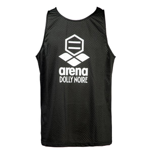ARENA / MESH TANK TOP / BLACK