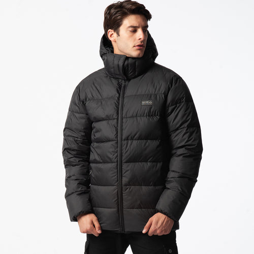 PADDED JACKET / BLACK