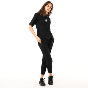 SWEATPANTS WOMAN / BLACK