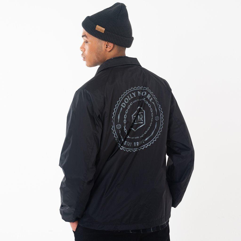 COACH JACKET / BLACK