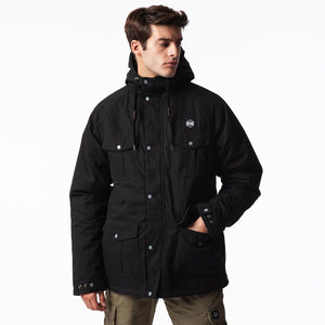 DN JACKET / BLACK