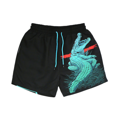 ALLIGATOR SWIMSHORTS / MULTI