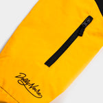 BANE ANORAK JACKET / BLACK YELLOW