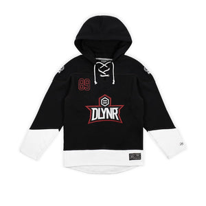 HOCKEY HOODIE / RED WHITE