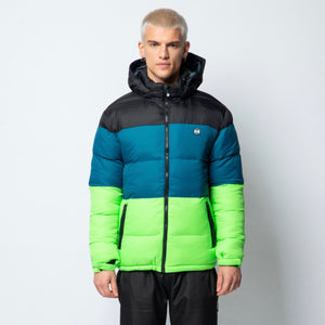 TECHNO PADDED JACKET / MULTI