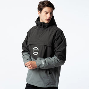 ANORAK JACKET / BLACK