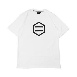 LOGO T-SHIRT / WHITE