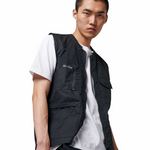 GILET RIPSTOP JACKET / BLACK