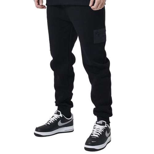 SPECIAL POCKET JOGGER PANTS / BLACK