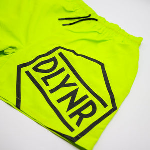 LOGO SWIMSHORTS / GREEN