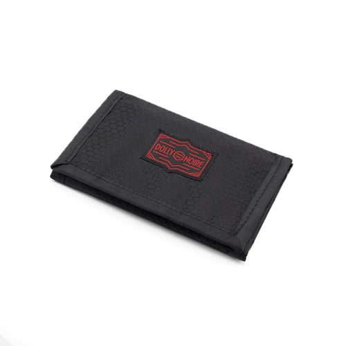 NEW WALLET / BLACK RED
