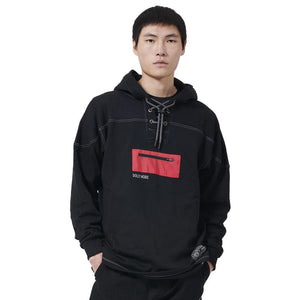 DEATH VIPER HOCKEY HOODIE / BLACK
