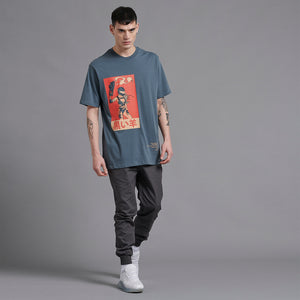 THE GUARDIAN T SHIRT / GREY