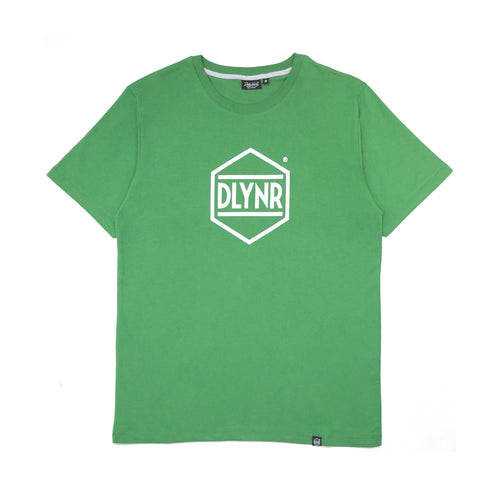 HEXAGON T-SHIRT / GREEN
