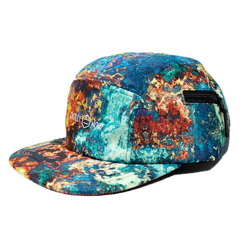 STAIN POCKET 5 PANEL CAP / KORROSION