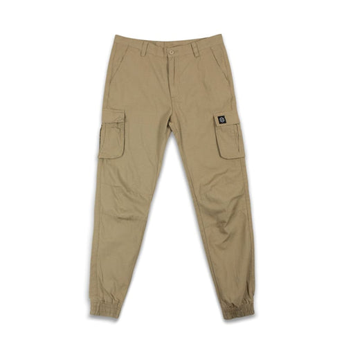 NEW RIPSTOP LONG CARGOPANTS / BEIGE