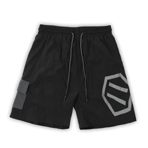 WATERWORLD SWIMSHORTS / BLACK