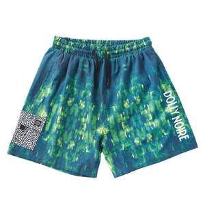 WATERWORLD SWIMSHORTS / GREEN