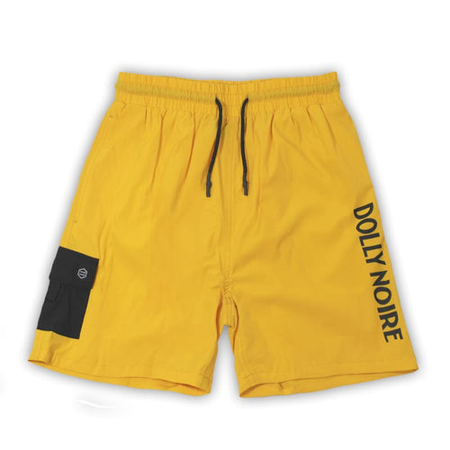 WATERWORLD SWIMSHORTS / YELLOW