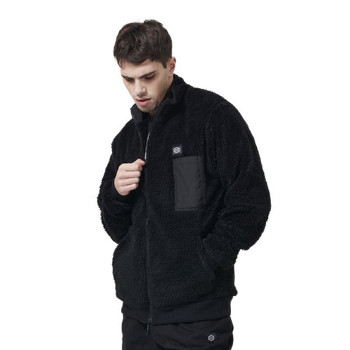 BOA ZIP JACKET / BLACK