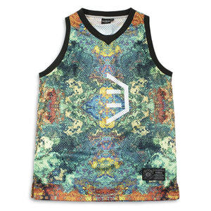 BASKET CHEMICAL TANKTOP /MULTI