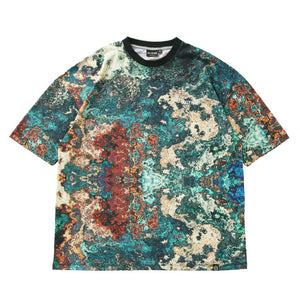 OVER CHEMICAL T-SHIRT / MULTI