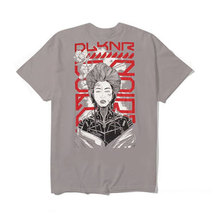 METAL GEISYA T-SHIRT / GREY