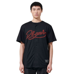 BASEBALL JACK T-SHIRT / BLACK RED