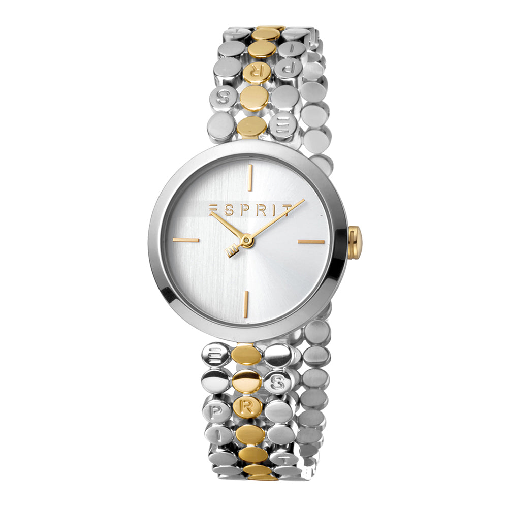 Esprit ES1L018M0065 Bliss Two Tone Gold Silver Damenuhr
