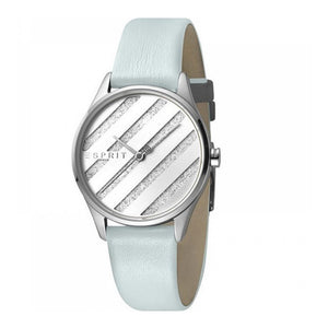 Esprit ES1L029L0015 E.ASY Silver Light Blue Damenuhr
