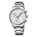 Calvin Klein City K2G27146 Herrenuhr Chronograph