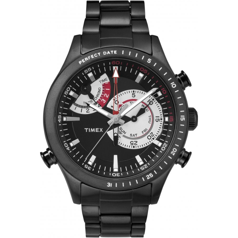 Timex Intelligent Quartz TW2P72800 Herrenuhr Chronograph