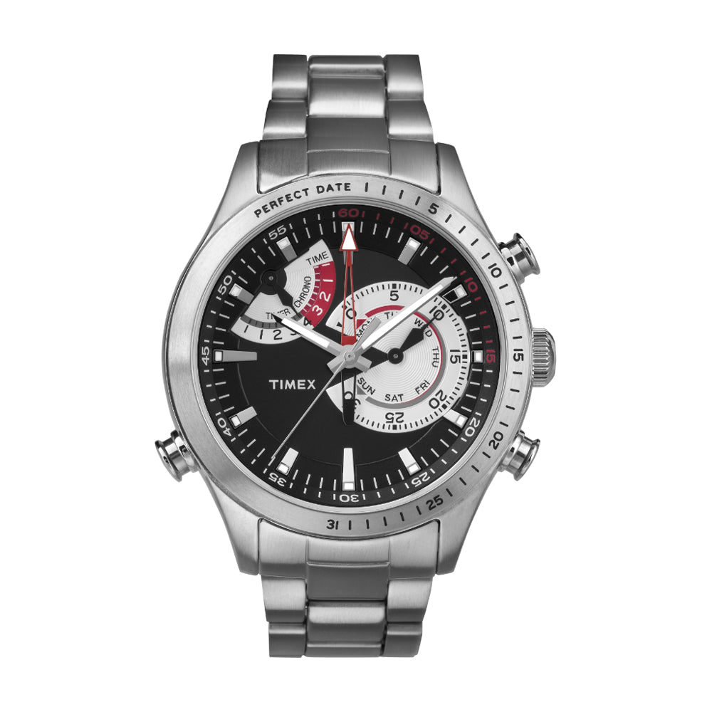 Timex Intelligent Quartz TW2P73000 Herrenuhr Chronograph