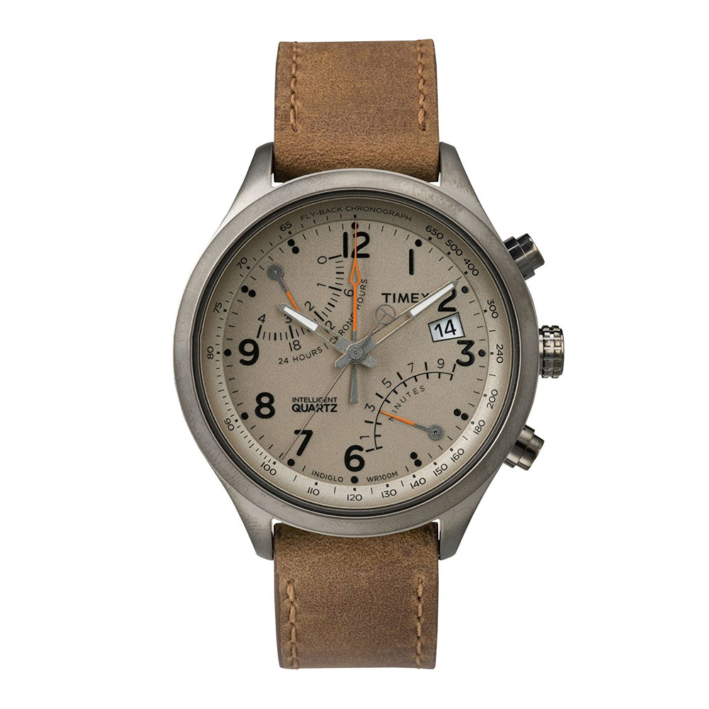Timex Intelligent Quartz TW2P78900 Herrenuhr Chronograph