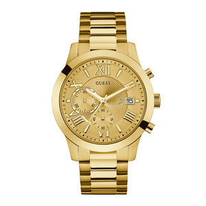 Guess Atlas W0668G4 Herrenuhr Chronograph