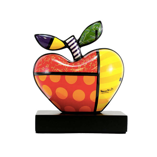 """BIG APPLE"" BY BRITTO"