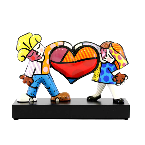 """HEART KIDS"" BY BRITTO"
