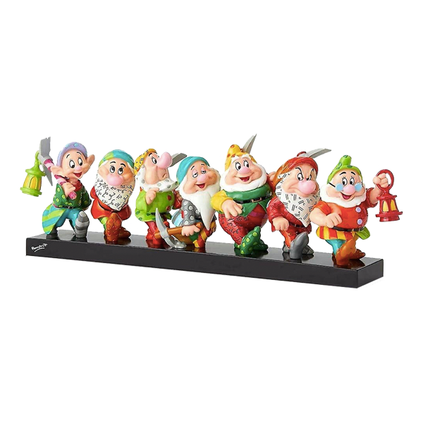 """SEVEN DWARFS"" BY BRITTO"