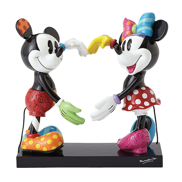 """MICKEY & MINNIE LOVE"" BY BRITTO"
