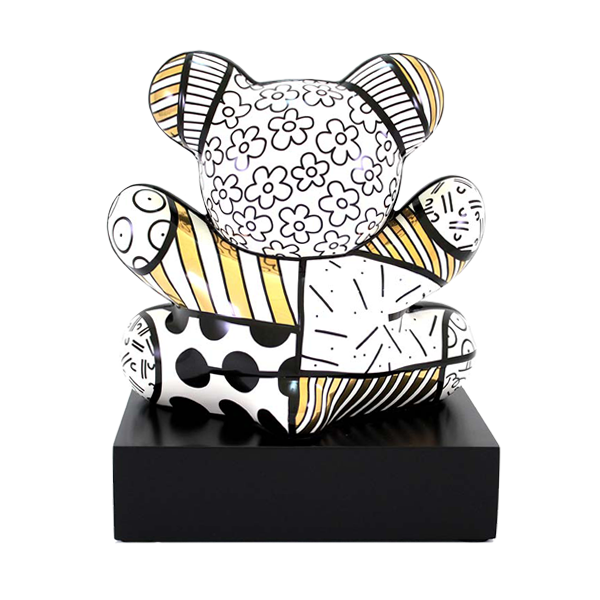 """GOLDEN TRULY YOURS"" BY BRITTO"