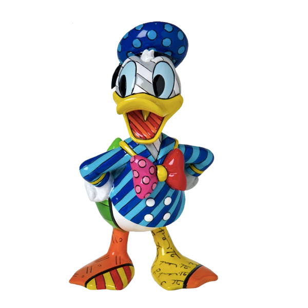 """DONALD DUCK"" BY BRITTO"