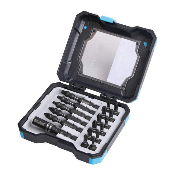 18Pcs Impact Screwdriver Bit Set